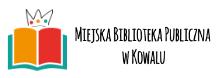 Logotyp - Miejska Biblioteka Publiczna w Kowalu